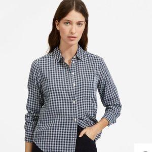 Everlane / Shrunken Cotton Shirt / Size 0